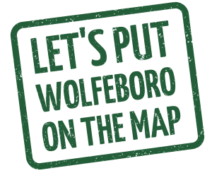 Let's put Wolfeboro on the map with Google